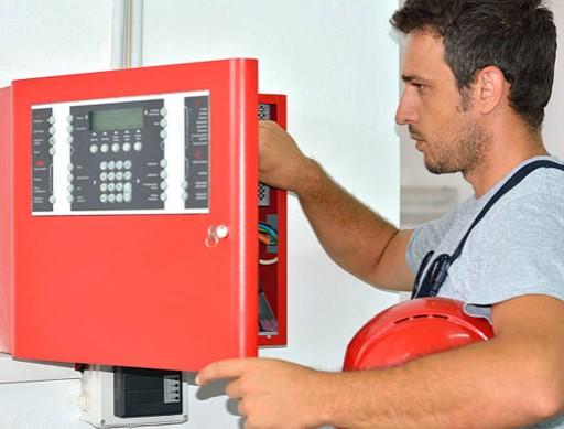 Система автоматической пожарной сигнализации